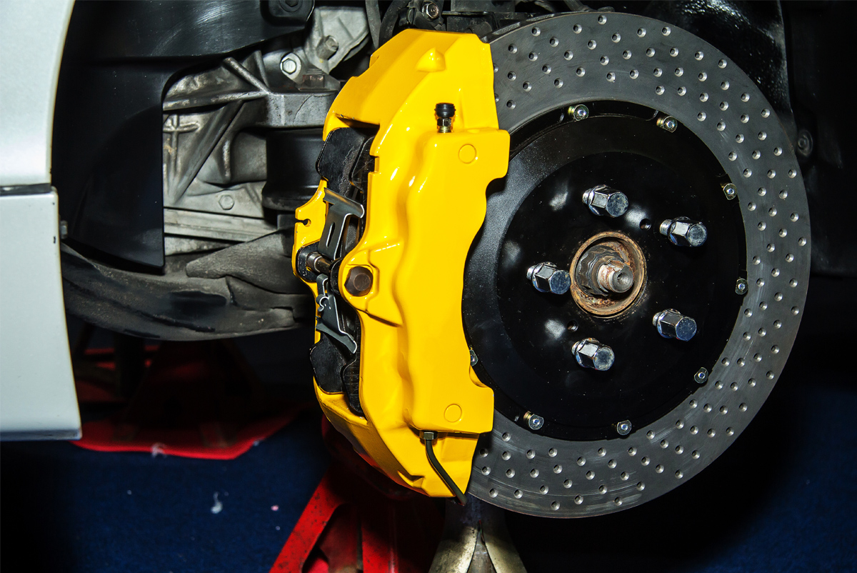 Brakes | TPS Tire and Service Center